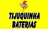 logo da empresa Tijuquinha Baterias