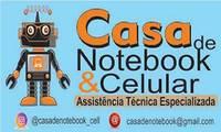 Logo Casa de Notebook Soluções em Informática em Centro