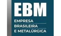 Logo de EBM - Empresa Brasileira e Metalúrgica