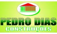 Logo Pedro Dias Construções em Nossa Senhora das Graças