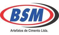 Logo de Bsm Artefatos Cimento em Itoupavazinha