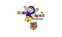 Logo de Aluguel de Brinquedos Kids Digital em Restinga
