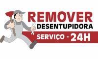 Logo Remover Desentupimento Hidrojateamento Dedetização em Jardim Colorado