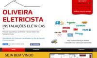 Logo de Oliveira Eletricista em Maracanã
