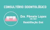 Logo de Dra. Pâmela Lopes - Odonto Lira em Tambaú