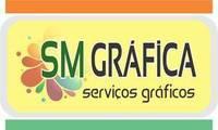 Logo de Sm Gráfica em Conquista