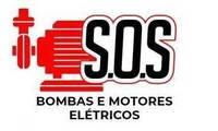 Logo SOS Bombas e Motores Elétricos
