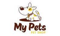 Logo de Pet Shop My Pets em Indianópolis