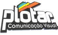 Logo Plotar Comunicação Visual em Brasília