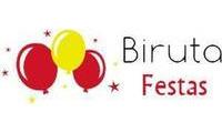 Logo Palhaço Biruta Animação para Festas em Jardim Penha