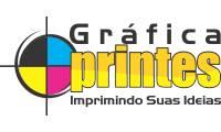 Logo Gráfica Printes em Compensa
