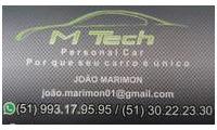 Logo de M Tech Eletro-Eletronica Automotiva em Rio Branco