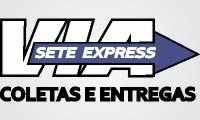 Logo de Via Sete Express em Piedade
