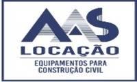 Logo de AAS LOCAÇÃO DE EQUIPAMENTOS PARA CONSTRUÇÃO CIVIL em Boqueirão
