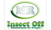 Logo Insect Off Dedetização em Parada de Lucas