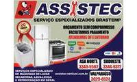Logo de Assistec Serviços Especializados Brastemp em Setor Sudoeste