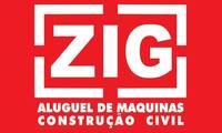 Logo Zig Aluguel de Máquinas e Equipamentos em São Bento