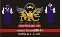 Logo de Marcos Confecções em Angelim