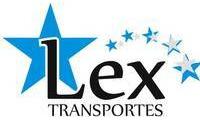 Logo de Lex Transportes em Palmeiras