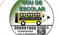 Logo de VOU DE ESCOLAR Transporte Escolar