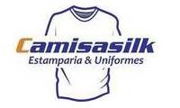 Logo Camisasilk - Estamparia & Uniformes em Barra da Tijuca