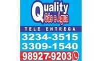 Logo de Quality Gás E Água Mineral