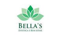 Logo de Bella's estética e bem-estar em Casa Amarela