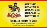 Logo de Fag Moto Expresso em Santa Margarida (Barreiro)
