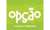Logo de Opção -Turismo E Fretamento em Caju