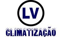 Logo de Lv Climatização em Coroadinho