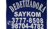 Logo de Saykom Dedetizadora em São Bento