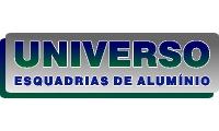 Logo de Vidraçaria Universo & Esquadrias de Alumínio