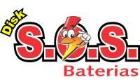 Logo de SOS Baterias - Baterias Automotivas