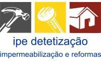 Logo Ipe Dedetização Impermeabilização E Reformas