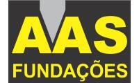 Logo AAS Construções e Fundações em Espinheiro