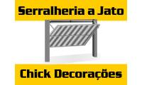 Logo Serralheria A Jato Chick M.E. em Santa Rosa