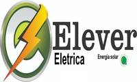 Logo de Elever Elétrica e Energia Solar em Residencial Oliveira