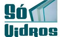 Logo de Só Vidros em Agenor de Carvalho