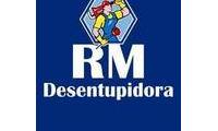 Logo RM Desentupidora em Areias