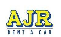 Logo de AJR Rent a Car em Carianos