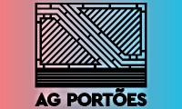 Logo de AG Portões Manutenção Eletrônica em Nova Cidade