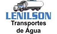 Logo Lenilson Transportes de Água em Jacarepaguá