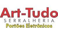 Logo Art-Tudo Serralheria Portões Eletrônicos em Parque Trindade