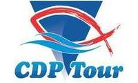 Logo CDP Tour Turismo em Jardim Sulacap