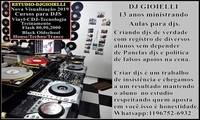 Logo de ESTUDIO-DJGIOIELLI Escola de DJ,Cursos para DJS EM SP em Boaçava
