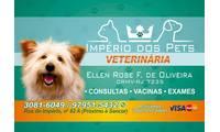 Logo de Império dos Pet em Santa Cruz