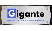 Logo de Gigante Desentupidora & Fossas Sépticas 24 hs