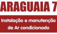 Logo Araguaia 7 Climatização em Jardim Taquari (Taquaralto)