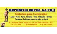 Logo Deposito Borba Gato 2 em Chácara Santo Antônio (Zona Sul)