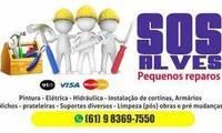 Logo de MARIDO DE ALUGUEL SOS ALVES PEQUENOS REPAROS em Asa Sul